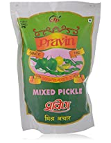 Pravin Mixed Pickle, 1 Kg