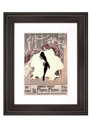 Le Frou Frou, 16 x 20