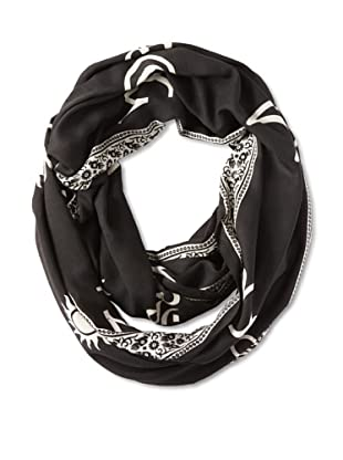 Sir Alistair Rai Women's Zodiac Circle Scarf, Capricorn, One Size