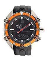 Sector Black Analog Digital Men Watch R3251967115