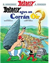 Asterix Agus an Corran Oir (Asterix in Irish)