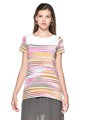 Eccentrica Camiseta Bethany (Multicolor)