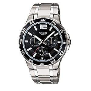 Casio Analog Watch - For Men