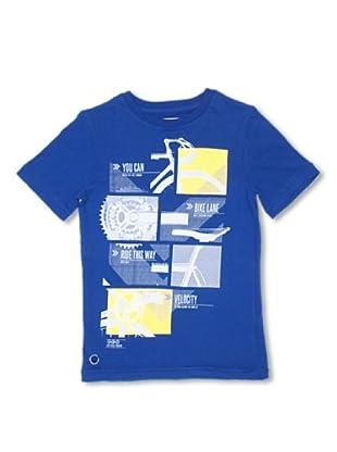 CKS Kids Camiseta Zeolite (Azul)