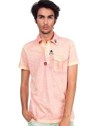 Custo Poloshirt (Rosa)