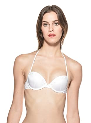 Patrizia Pepe Sujetador Push-Up (Blanco)