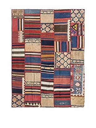 NAVAEI & CO. Teppich mehrfarbig 206 x 150 cm