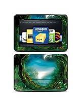 "Kindle Fire HD 8.9"" Skin Kit/Decal - Moon Tree - John E Shannon (will not fit HDX models)"