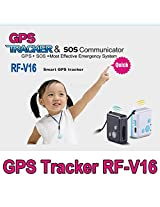 Smart MINI GPS tracker RF-V16,long time standby,real-time tracking