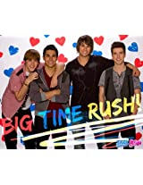 Big Time Rush WLMT Exclusive - Nintendo DS