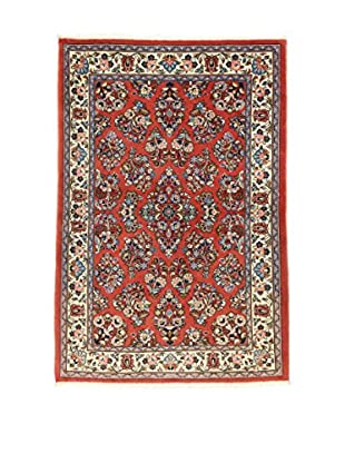 Eden Teppich   Sarogh 107X159 mehrfarbig