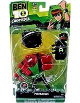 Ben 10 Super Four Arms Action Figure