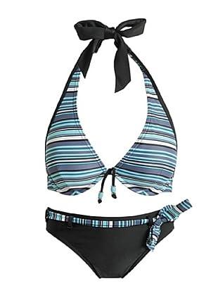 ESPRIT Bodywear Damen Bikini Z1114/Las Brisas Smu (Schwarz (4))