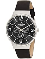 Daniel Klein Analog Black Dial Men's Watch - DK10839-3