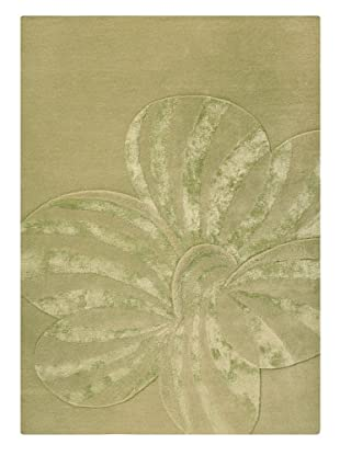 MAT the Basics Jasmine Hand-Carved & Tufted Rug (Sage)