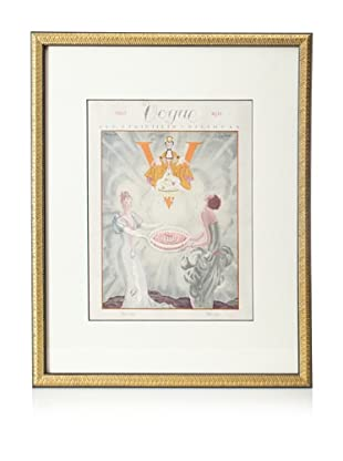 Original Vogue Cover from 1923 by Brissaud and Lepape