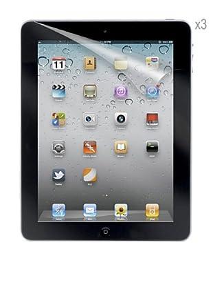 Unotec Pack 3 Protectores De Pantalla Para iPad2/3/4
