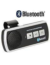 Aeoss Multipoint Speakerphone Wireless Handsfree Bluetooth Car Kit