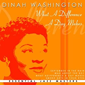 ♪What A Diff'rence A Day Makes/Dinah Washington | 形式: MP3 ダウンロード