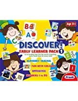 Frank Discover Early Learner Pack 1, Multi Color