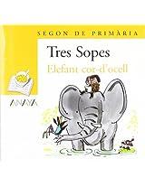 Elefant Cor-d'ocell: Segon de primaria / Second Level Ementary (Plan Lector)
