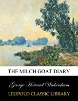 The milch goat diary