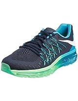 Nike Air Max 2015 Blue & Green Shoes