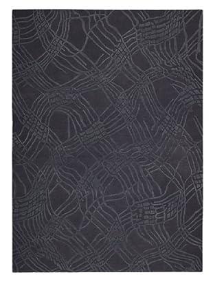 Calvin Klein Net Rug (Ink)