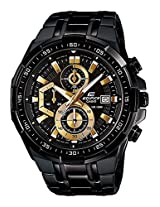 Casio Edifice EFR-539BK-1AVUDF (EX187) Chronograph Men's Watch