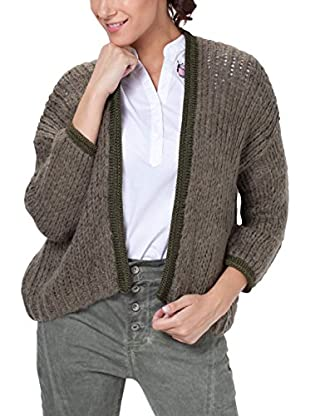 Tantra Cardigan Knitted with Lurex