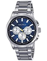 Nautica Sports Analog Blue Dial Men's Watch - NAI19533G