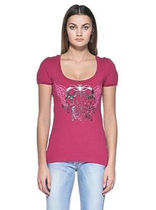 Camiseta Trillare (Fucsia)