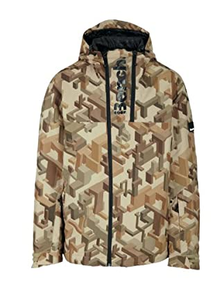 Bench Chaqueta Check It Out (Beige)