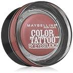 Maybelline New York Eye Studio Color Tattoo Metal 24 Hour Cream Gel Eyeshadow, Inked In Pink, 0.14 Ounce
