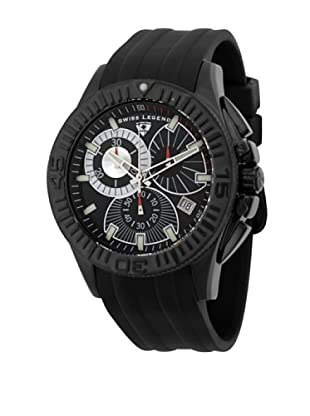 Swiss Legend Reloj Evolution Negro/Gris