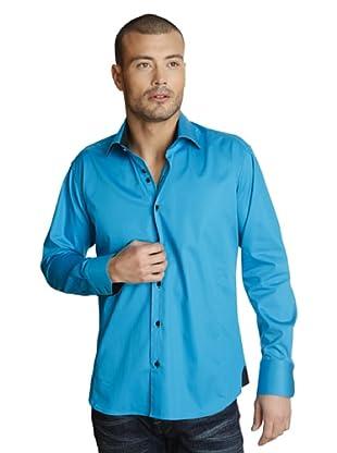 Gazoil Camisa Basic (Azul)