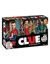 USAopoly Clue the Big Bang Theory Collector's Edition Board Game
