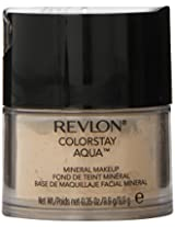 Revlon Colorstay Aqua Mineral Makeup Light Medium 0.35-Ounce
