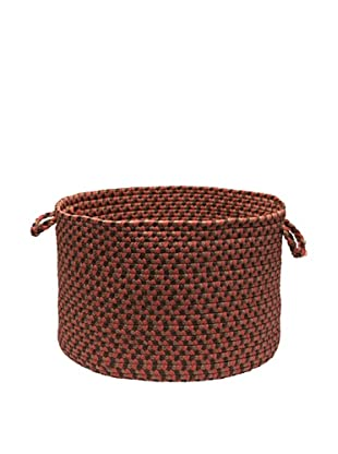Colonial Mills Tiburon Basket, (Rusted Rose)