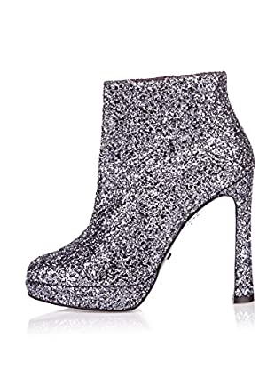 Buffalo London Botines Trillare (Plata)