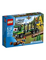 Lego City Great Vehicles - Logging Truck