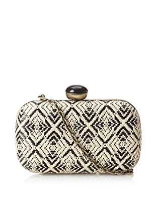 Urban Expressions Women's Laguna Clutch, Black