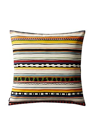 Kate Spade Saturday Strata Stripe Canvas Envelope Pillow Cover