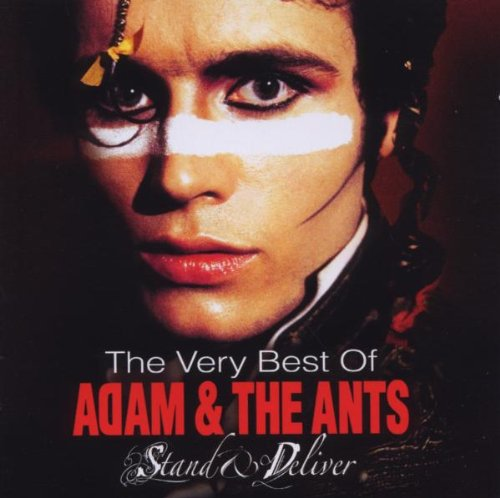 Stand & Deliver: The Very B.O. Adam & The Ants [CD+DVD, Import]