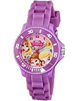Disney Analog Multi-Colour Dial Girl's Watch - AW100440
