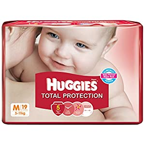 Huggies Total Protection Diapers