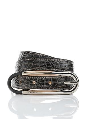 Furla Cinturón Carmen (Gris)