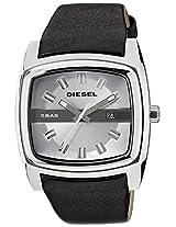 Diesel Mr. Red Chronograph Black Dial Men's Watch - Dz1555I