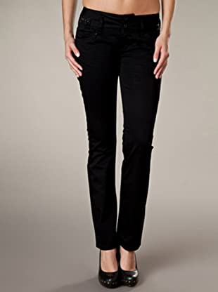 LTB Jeans Jonquil Bootcut Low Rise (Schwarz)