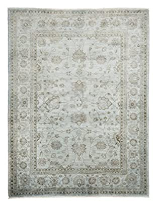 Darya Rugs Ziegler One-of-a-Kind Rug, Light Blue, 5' 8